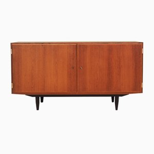 Mid-Century Teak Cabinet by Carlo Jensen for Hundevad & Co.