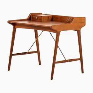 Schreibtisch von Svend Åge Madsen für K. Knudsen & Søn, Dänemark, 1950er