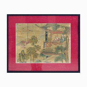Pittura, Cina, XVIII secolo