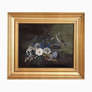 Kleines IL Jensen Gemustertes Blumenbild