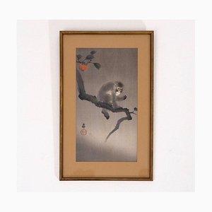 Japanische oder Chinesische Malerei