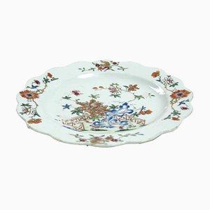 Assiette 18th-Century, Chine