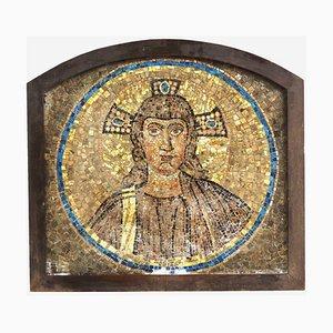 Italienisches Jesus Christus Mosaik, 18. Jh
