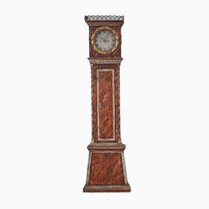 Horloge Peinte 19ème Siècle