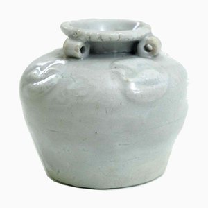Kleine Chinesische Vase zum Aufhängen von Tinte