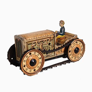 German Toy Car, 1920s