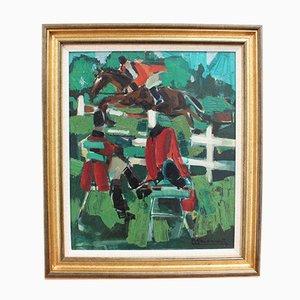 Equitation par Pierre Gaillardot, 1970s