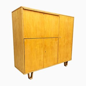 Vintage Dutch Model CB01 Secretaire by Cees Braakman for Pastoe, 1950s