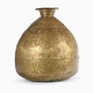 Brass Jar, 1870s