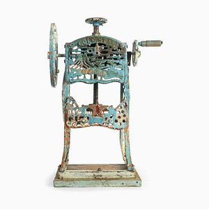 Gold Star Eiszerkleinerungsmaschine, 1950er