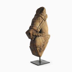 Holzpferd Skulptur, 1840er