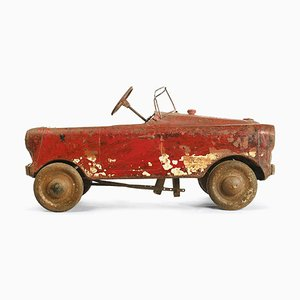 Red Children's Car, 1920s