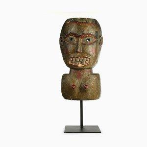Indian Mask Holzskulptur