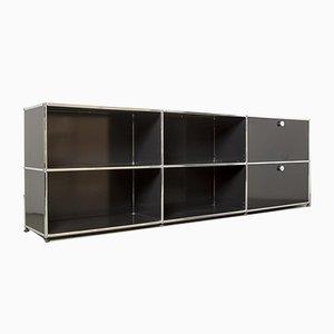 Système d'Archivage Noir de USM Haller, 2000s