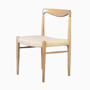 Dänische Mid-Century Esszimmerstühle von Kai Lyngfeldt Larsen für Søren Willadsen Møbelfabrik, 6er Set