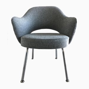 Mid-Century Konferenzstühle von Eero Saarinen für Knoll Inc. / Knoll International, 2er Set
