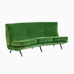 Geschwungenes Sofa von Marco Zanuso für Arflex, 1951
