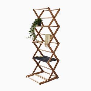 Sedia pieghevole in quercia di Beuzeval Furniture