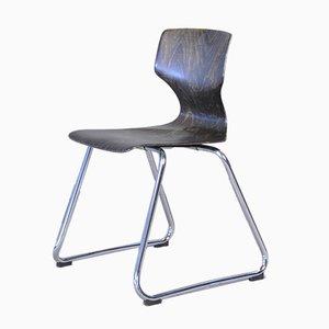 Chaise de Salon Mid-Century Industrielle par Adam Stegner pour Flötotto, 1960s