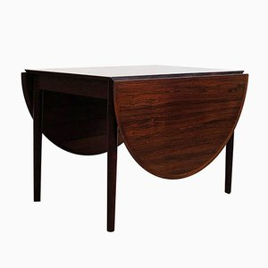 Mid-Century Danish Rosewood Model 227 Dining Table by Arne Vodder for Sibast, 1950s
