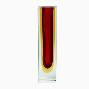 Submerged Murano Vase by Archimede Seguso, 1950s