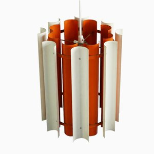 Model Mexico Ceiling Lamp by Yki Nummi for Orno, 1970s