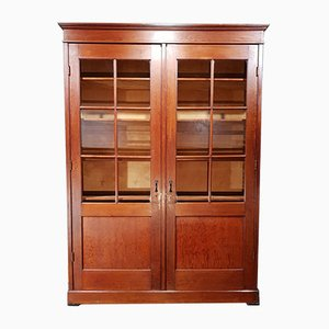 Antique University Filing Cabinet