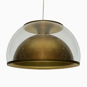 Model Siluette Ceiling Lamp by Heikki Turunen for Orno, 1970s