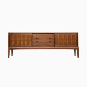 Mid-Century Danish Teak Sideboard by H. W. Klein for Bramin, 1960s