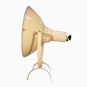Lámpara de pie de arquitecto Bauhaus K.Weinert, años 30