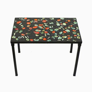 Small Side Table with Mosaic Top, 1960s