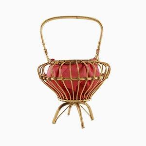 Bamboo Basket, 1960s