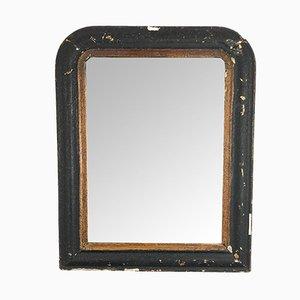 Kleiner Französischer Vintage Spiegel im Louis Philippe Stil