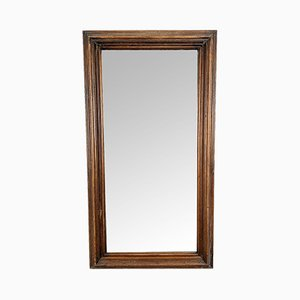 Vintage Foxed Rectangular Mirror