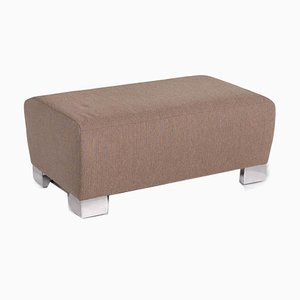 Voltaire Beige Fabric Stool from Koinor