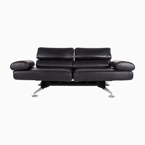 DS 470 Leather 2-Seat Sofa with Relax Function by Thomas Althaus for de Sede