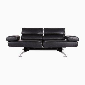 DS 470 Zwei-Sitzer Ledersofa mit Relax Funktion von Thomas Althaus für de Sede