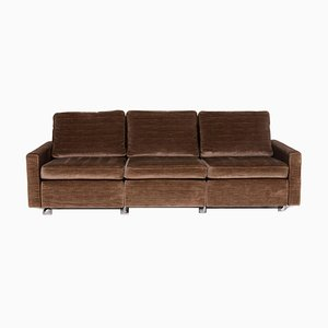 Cord Fabric 3-Seat Sofa from Cor