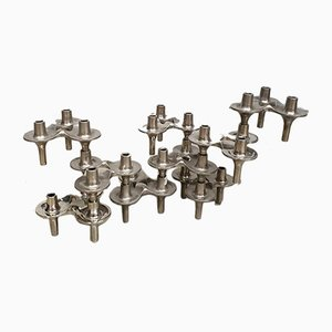 Orion Stackable Candleholder by Fritz Nagel for BMF, 1960s