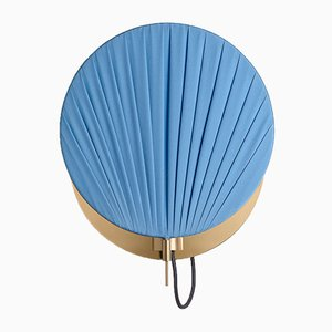 Guinea Wall Lamp #7 in Azure by Servomuto