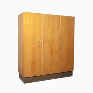 Kleiderschrank mit 3 Türen, 1930er