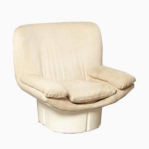 Vintage Sessel T. Ammannati & GP Vitelli für Comfort, Italien