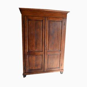 Large Antique Oak Cabinet