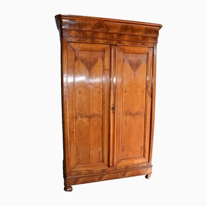 Antique Louis Philippe Cherry Cabinet