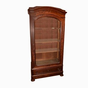 Antique Mahogany Store Cupboard