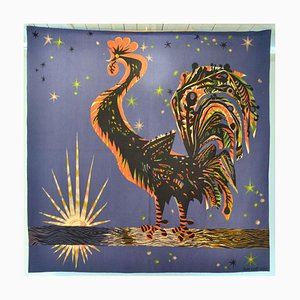 Antique The Morning Wake Tapestry