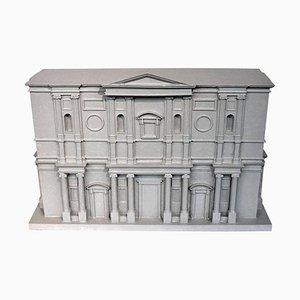 Klassisches Architektonisches Modell der Basilika San Lorenzo von Michelangelo
