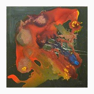 Brutalistische Abstrakte Malerei, 1990er