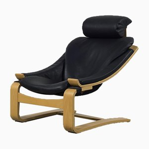 Kroken Lounge Chair by Åke Fribyter for Nelo, 1970s
