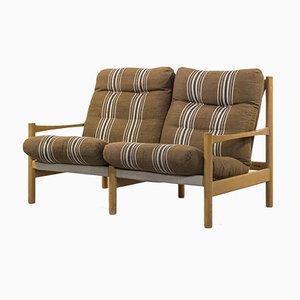 Dänisches 2-Sitzer Sofa von Erik Worts, 1960er